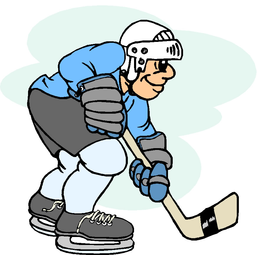 Pics Photos - Hockey Clipart For Ice Hockey Fans Hockey Player Clip ...