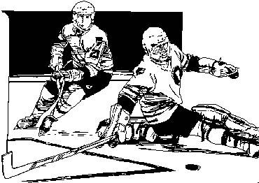Ice Hockey Clip...